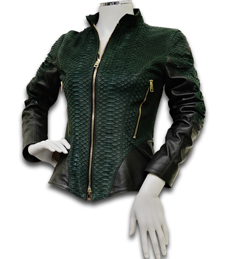 HANDCRAFTED FINE ITALIAN LEATHER JACKETS